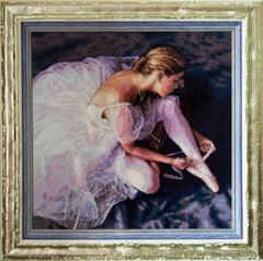 DIMENSIONS Прекрасная балерина (Ballerina Beauty)