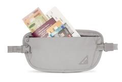 Сумка кошелек на пояс Pacsafe Coversafe X100 Светло-серый - 2