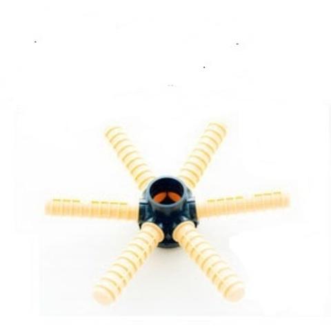 Нижний дистрибьютор под в/п трубу 48.2 мм, 18-21