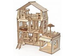 Конструктор-кукольный домик ХэппиДом