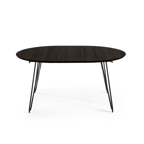 Круглый стол Norfort 120(200) х 120