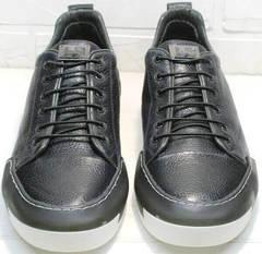 Модные осенние кроссовки сникерсы для мужчин Luciano Bellini C6401 TK Blue.