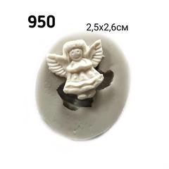 0950 Молд силиконовый. Ангелок малютка