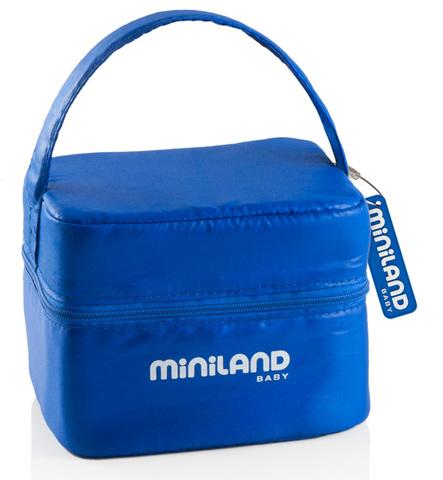 Термосумка Miniland Pack-2-Go HermifFresh Blue