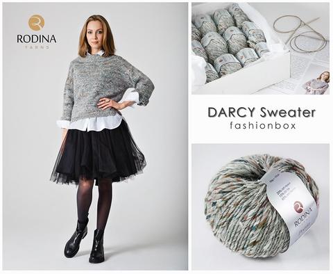 DARCY Fashionbox by Rodina Yarns