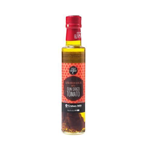 Масло оливковое  Extra Virgin c сушёными томатами, 250 мл.