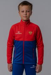 Утеплённая лыжная куртка Nordski Jr. Premium Patriot 2020 детская
