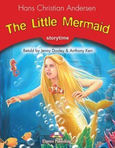 The Little Mermaid with Cross-Platform Application.  Книга для чтения. Stage 2 (2-3 классы) с электронным приложением