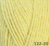 Пряжа Himalaya Home Cotton 122-20 (Светлый лимон)