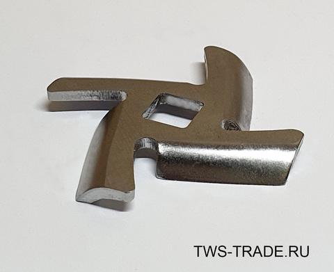 Нож для мясорубки Vitek, Panasonic, Supra 9 мм