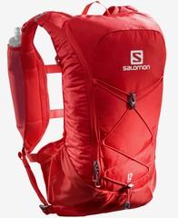 Рюкзак для бега Salomon Agile 12 Set Goji Berry