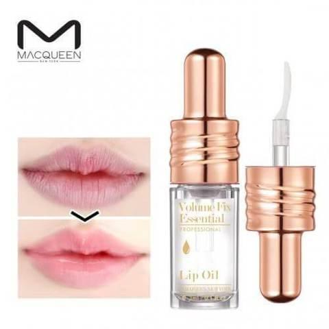 Macqueen NY Volume fix essential lip oil