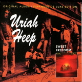 Uriah Heep ‎/ Sweet Freedom (Deluxe Edition)(CD)