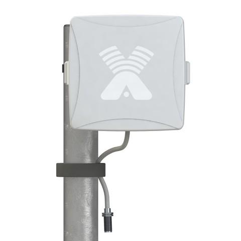 Petra-9F (75 Ом) - широкополосная панельная антенна 2G/3G/4G/WIFI (9 dBi)