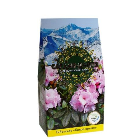 Чайный напиток САГААН ДАЙЛЯ, 30 гр. (Дикоросы Прибайкалья)