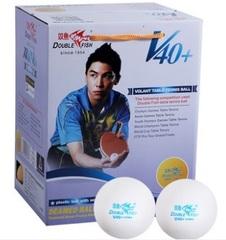 Double Fish Мячи пластиковые * 40+ 100 шт.