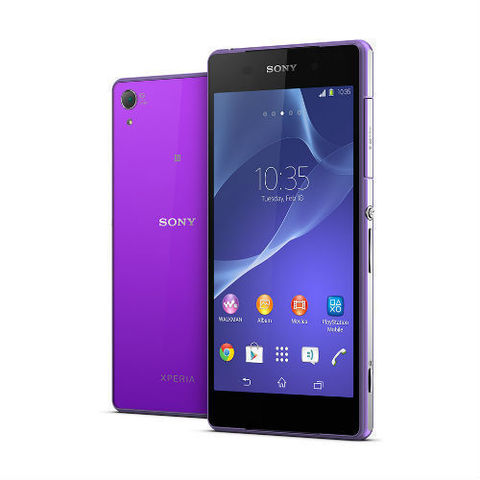 Sony Xperia Z2 (D6503) Purple - Пурпурный