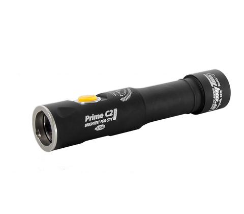 Фонарь светодиодный Armytek Prime C2 Pro Magnet USB+18650 XHP35, 1950 лм, теплый свет, аккумулятор