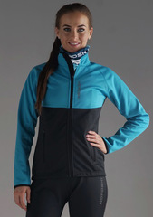 Женская утепленная лыжная куртка Nordski Premium 2020 Breeze-Black