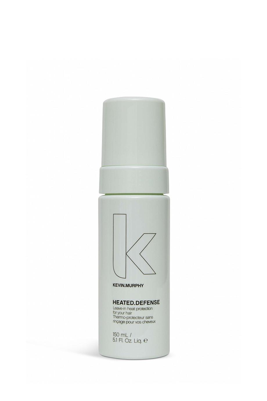 Пена для экстрасильной термозащиты волос | HEATED.DEFENSE