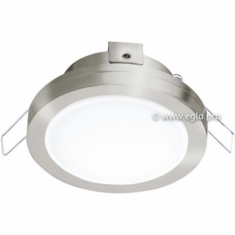 Светильник светодиодный встраиваемый влагозащищенный Eglo PINEDA 1 95918