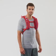 Рюкзак для бега Salomon Agile 12 Set Goji Berry - 2