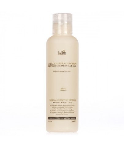 Шампунь Triplex Natural Shampoo 150 мл