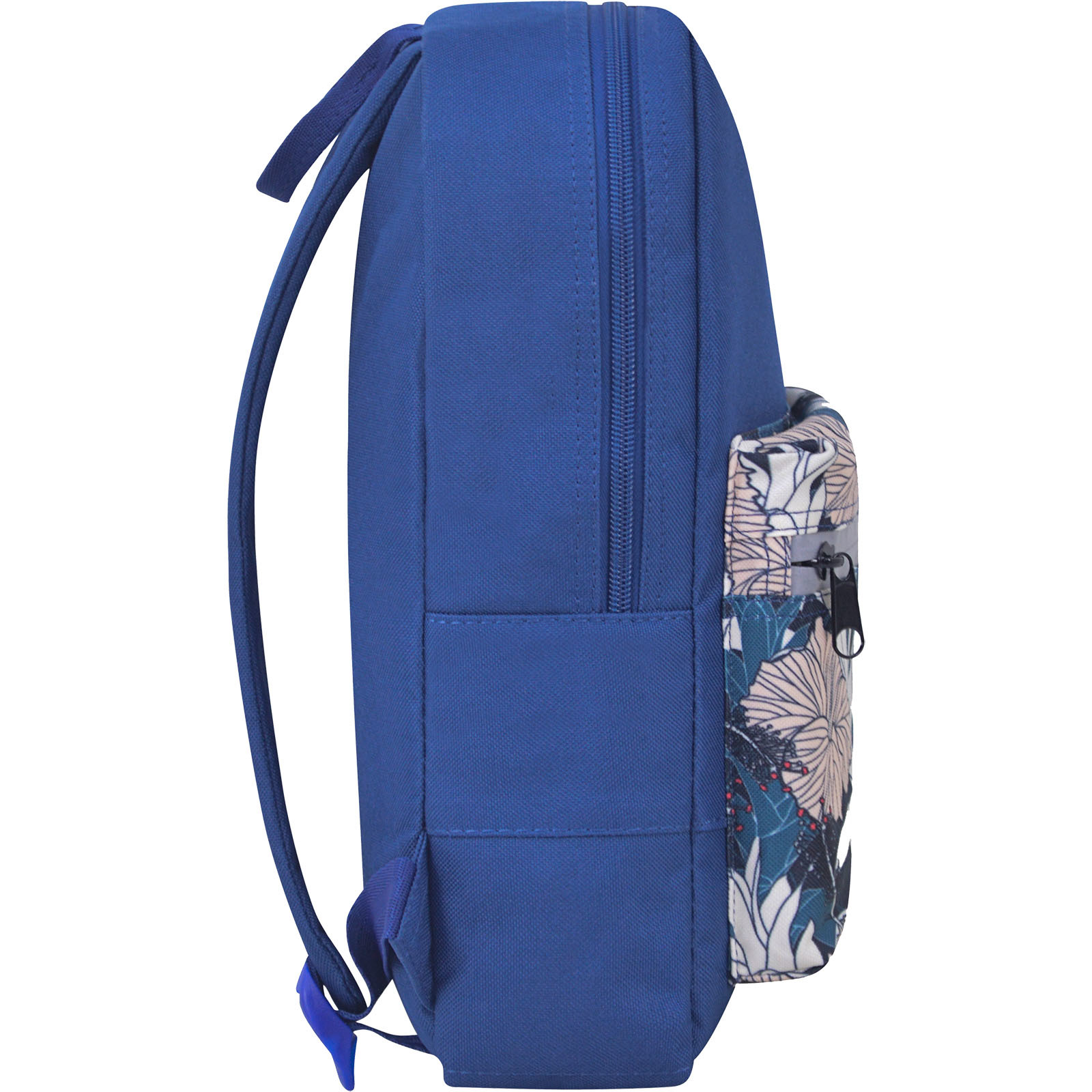 Рюкзак Bagland Молодежный mini 8 л. синий 766 (0050866)