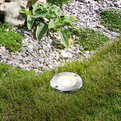 Ландшафтный встраиваемый в грунт светильник 369951 серии GROUND