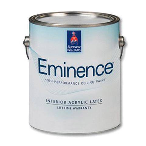 Краска Sherwin-Williams Eminence Low Voc interior latex