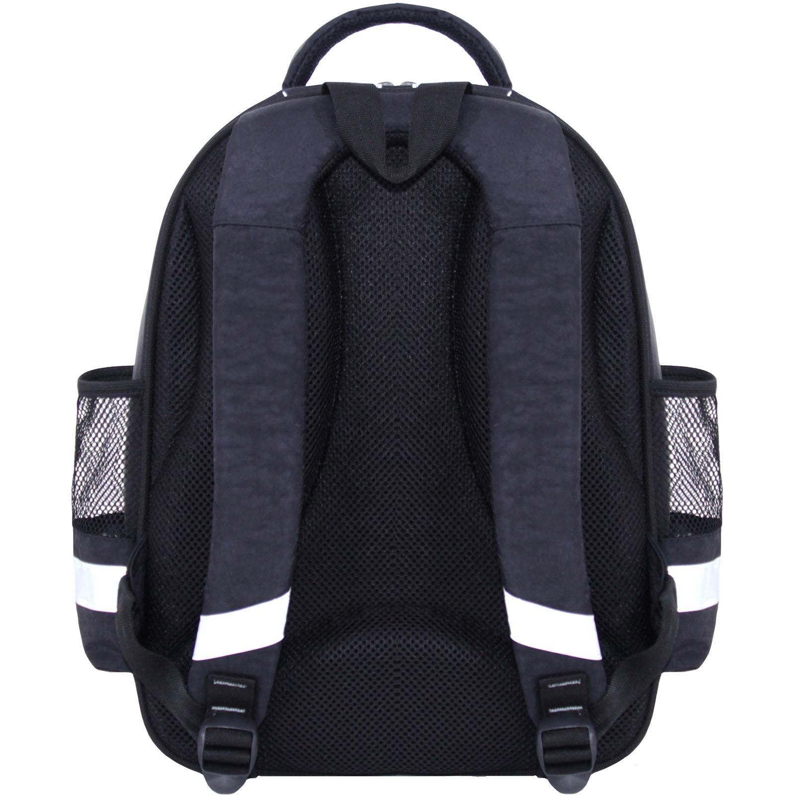 Рюкзак школьный Bagland Mouse черный 175к (0051370) фото 3