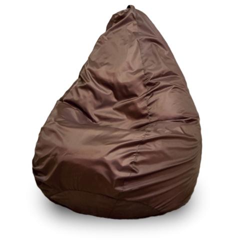 Внешний чехол Кресло-мешок груша  XL, Оксфорд Коричневый