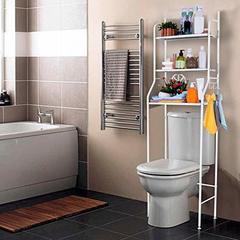 Напольный стеллаж для ванной комнаты, туалета