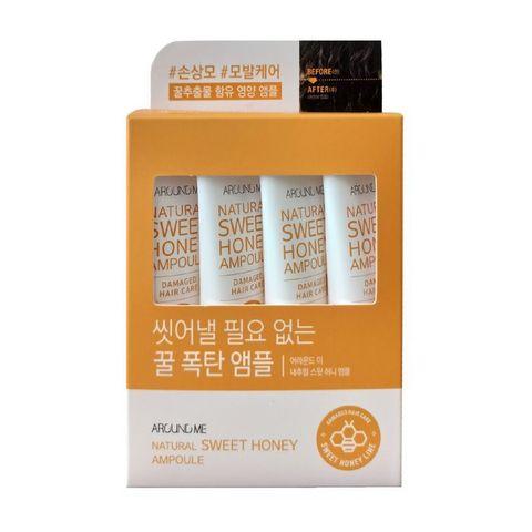 Сыворотка для волос Welcos Around Me Natural Sweet Honey Hair Ampoule