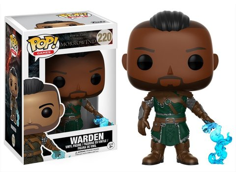 Фигурка Funko POP! Vinyl: Games: The Elder Scrolls: Warden 14331