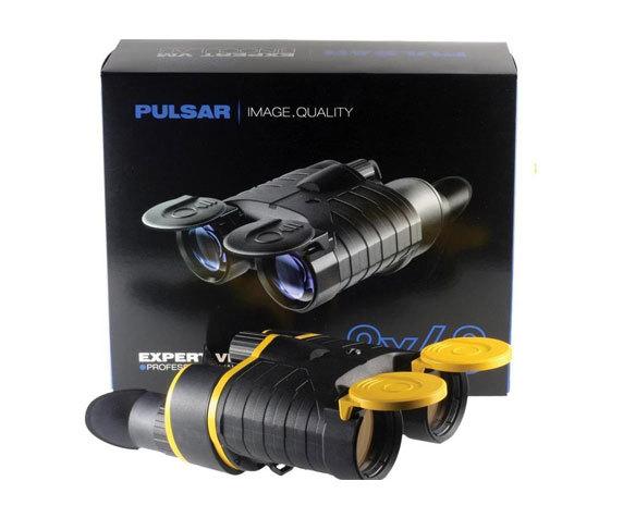 Коробка бинокля Yukon Expert 8x40 Pulsar