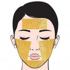 ELLEVON Премиум золотая терапия | PREMIUM GOLD THERAPY