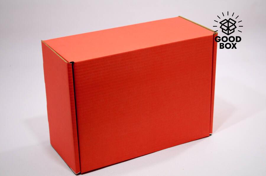 Красная подарочная коробка купить в Алматы