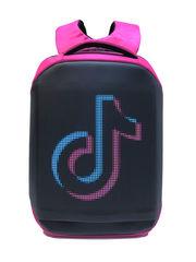 Цифровой рюкзак Pix розовый