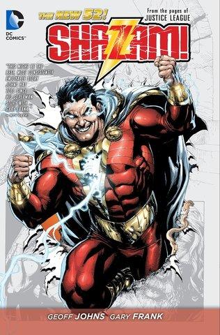 Shazam! (The New 52)