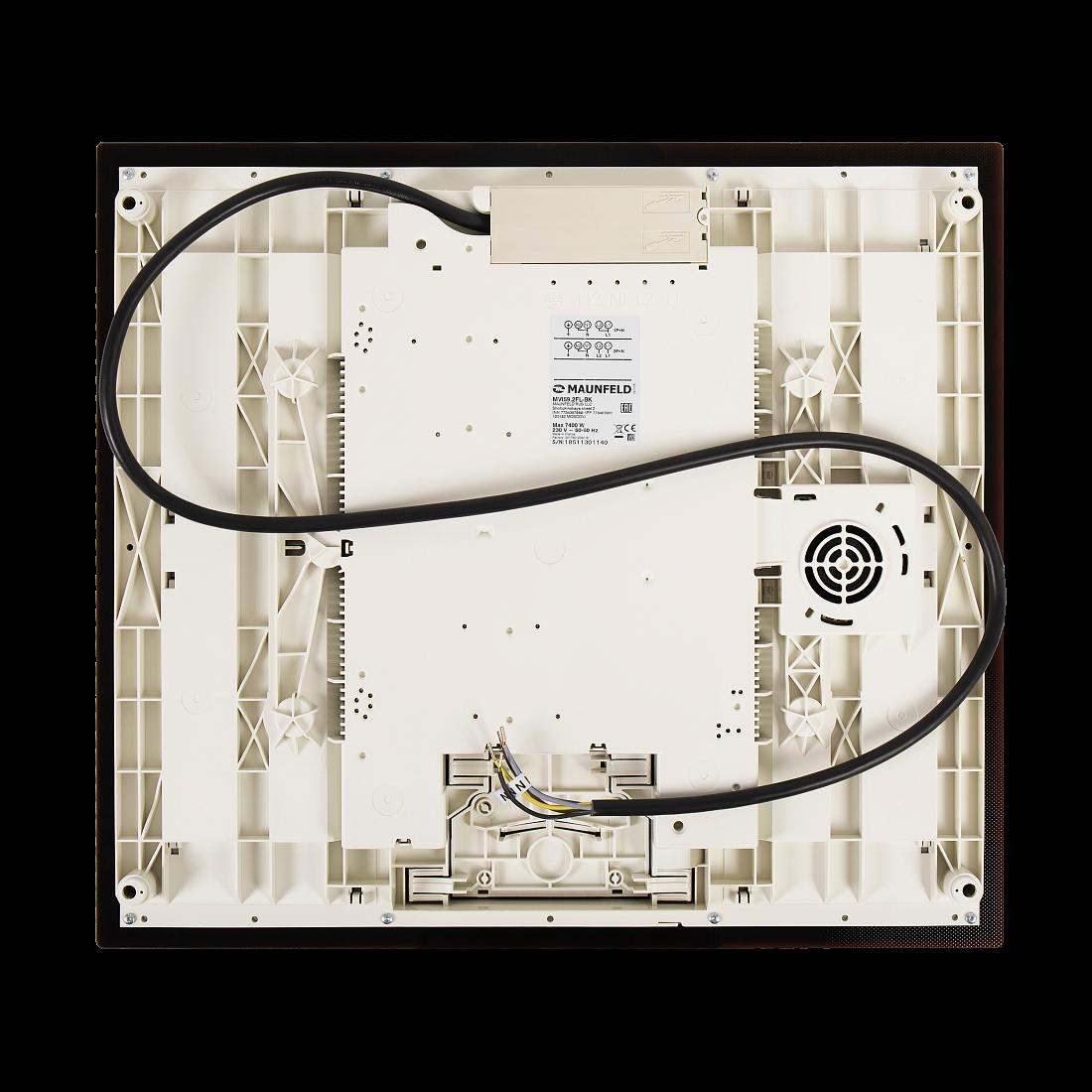 Индукционная варочная панель Maunfeld MVI59.2FL-BK