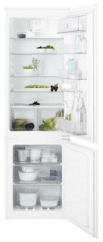 Встраиваемый двухкамерный холодильник Electrolux RNT6TF18S1