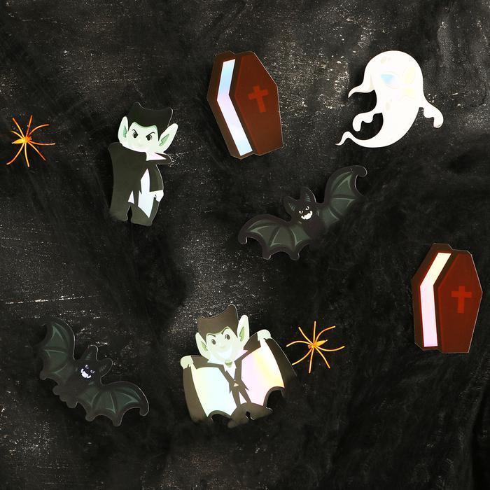 Карнавальный набор «Вампир» паутина, декор фото № 2