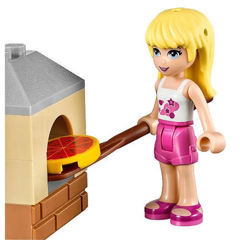 LEGO Friends: Пиццерия Стефани 41092 — Stephanie's Pizzeria — Лего Френдз Друзья Подружки