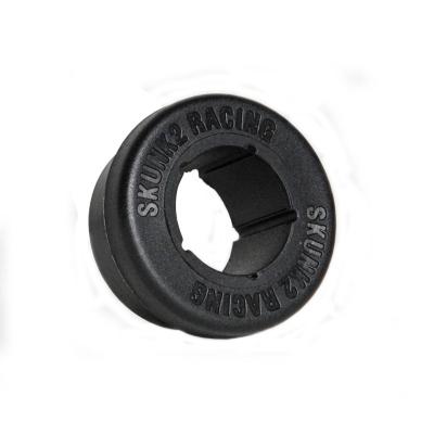 Полиуретановые втулки для рычагов SKUNK2 черные и оранжевые