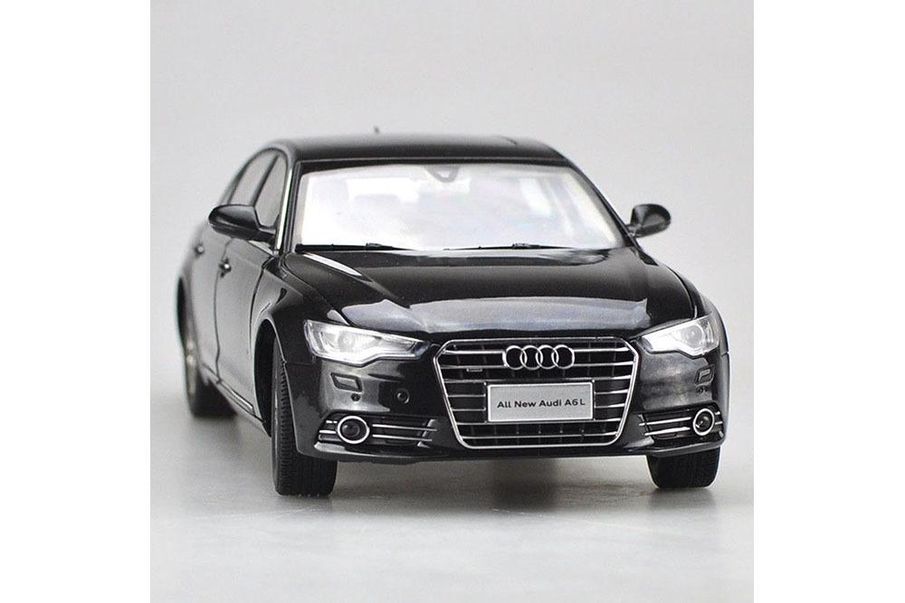 Коллекционная модель AUDI A6L 2012 BLACK
