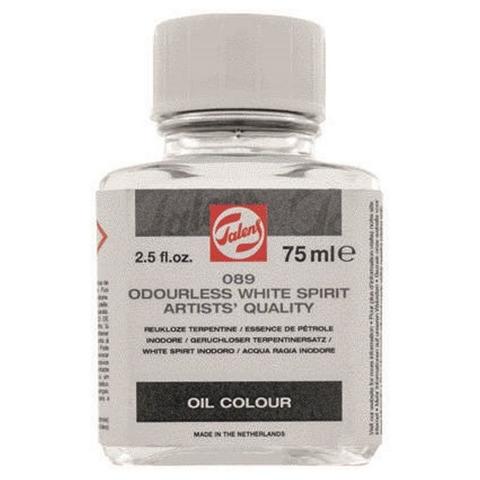 Жидкость Уайт-спирит без запаха Royal Talens(089) 75мл, 24280089