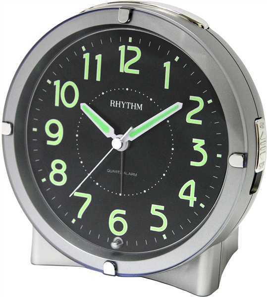 Настольные часы-будильник Rhythm CRE807NR19