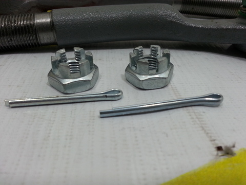 Рулевые наконечники