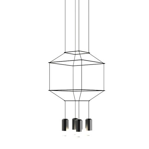 Подвесной светильник копия Wireflow 0309 by Vibia